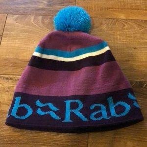 Rab Pom Hat